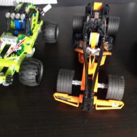 Lego technic 42026, 42027, 42033, 42034, 42036, 42047