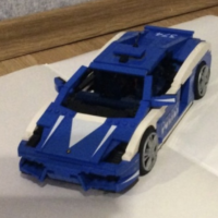 Lego- 8214 Gallardo LP