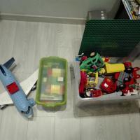 Продам россыпью много наборов Лего Дупло оригинал
