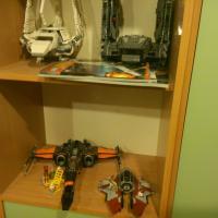 Набор Lego 'Star Wars' 75104 'Командный шаттл Кайло Рена'
