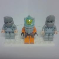 Минифигурки Лего.