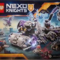 Lego Nexo Nights 70352 Штаб Джестро