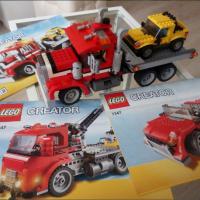 Лего technic, creator и другие, СПб