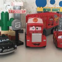 Lego duplo 5816 Путешествие Мака