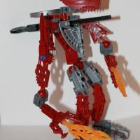 8736 Toa Vakama Hordika Bionicle