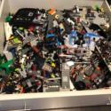 Продам детали Lego россыпью 26кг для мальчика в СПб
