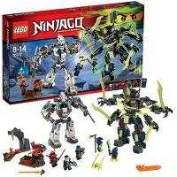 """Набор Lego """"Битва механических роботов"""""""