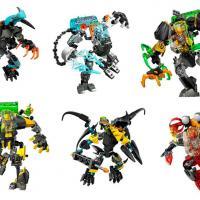 Редкие наборы Lego Hero Factory