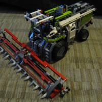 Lego Technic 8274 Уборочный комбайн