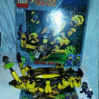 Lego Alpha Team(Команда Альфа).Alpha Team Command Patrol(Подводная лодка команды Альфа).4794.