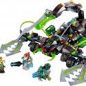 Lego 70132 Чима Жалящая машина скорпиона Скорма