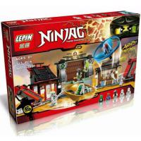 Конструктор LEPIN 06033 (аналог LEGO Ninjago 70590 Боевая площадка для аэроджитцу)