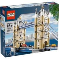 Новый набор Lego 10214 Тауэрский Мост