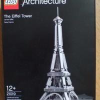 ЛЕГО серия Архитектура Эйфелева башня