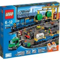 """Lego City """"грузовой поезд"""""""