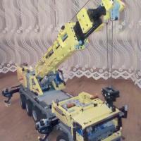 Передвижной кран MK II Lego Technic