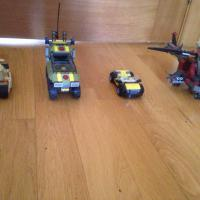Различные виды транспорта Лего