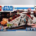 Набор LEGO 7676 (Атакующий корабль Республики)