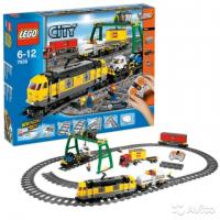Лего 7939 Грузовой поезд