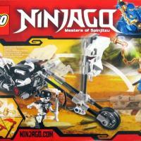 Лего Ниндзяго (Ninjago) артикул 2259 , 2011 года .