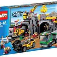"""Продам Лего Сити """"Шахта"""""""