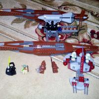 LEGO Star Wars 7260 Катамаран Вуки