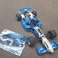 Lego 8461 WILLIAMS F1 RACER