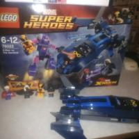 "Lego Marvel ""X-men"""