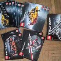 Продам Lego Technic. Все детали на месте, есть инструкции. Наборы 42040, 42038,42009, 9396,42025