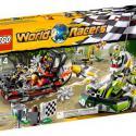 Новый набор Лего арт.8899 Болото аллигатора