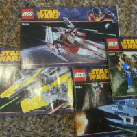 Коллекция Lego star wars
