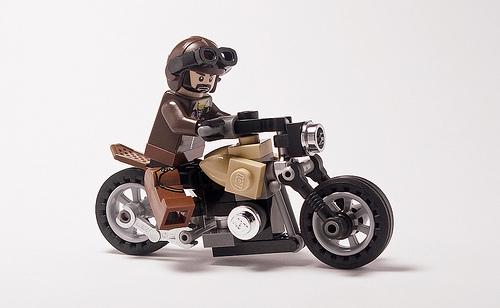 Как сделать мотоцикл