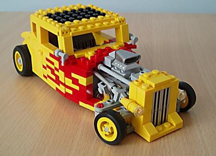 Как сделать машину
