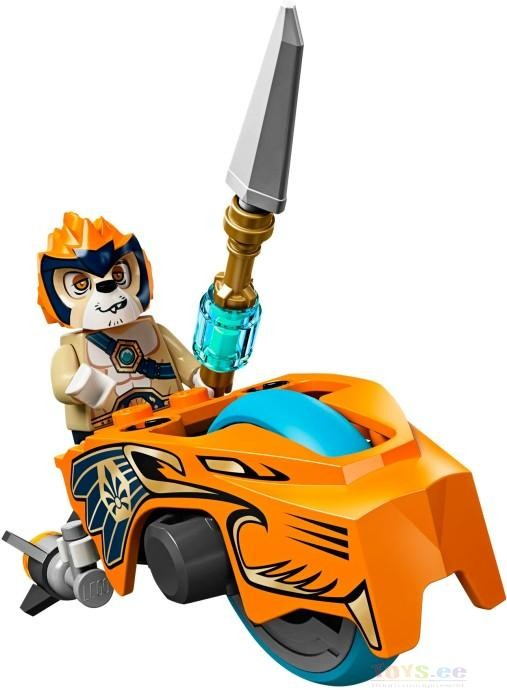 Оранжевый чимацикл