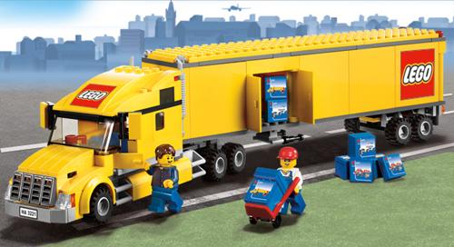 Как сделать грузовик