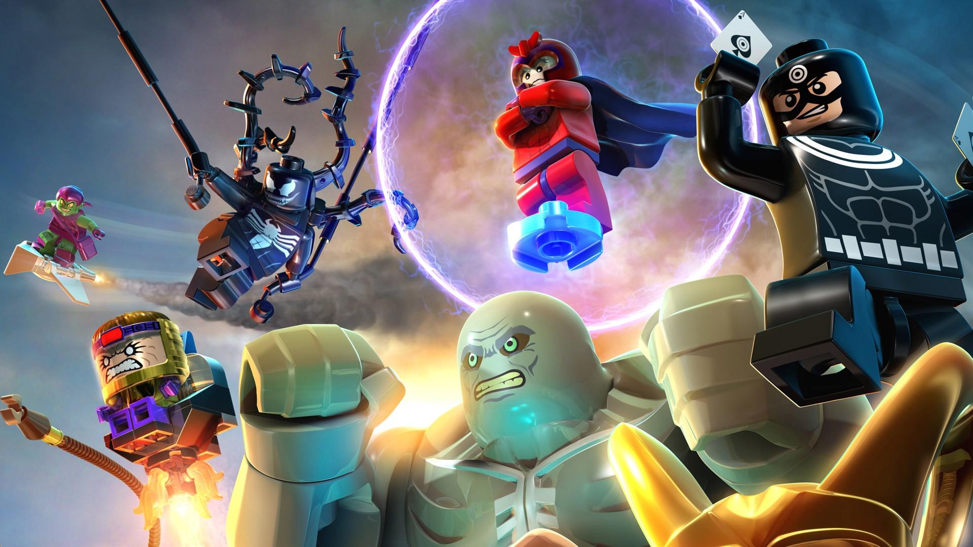 картинки лего персонажей из игры лего марвел