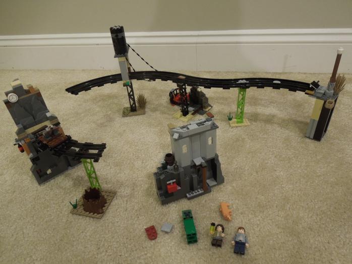 Строим мост