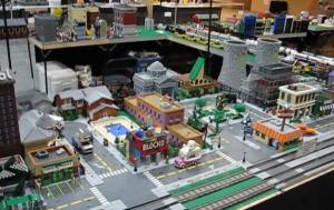 Лего - Спрингфилд