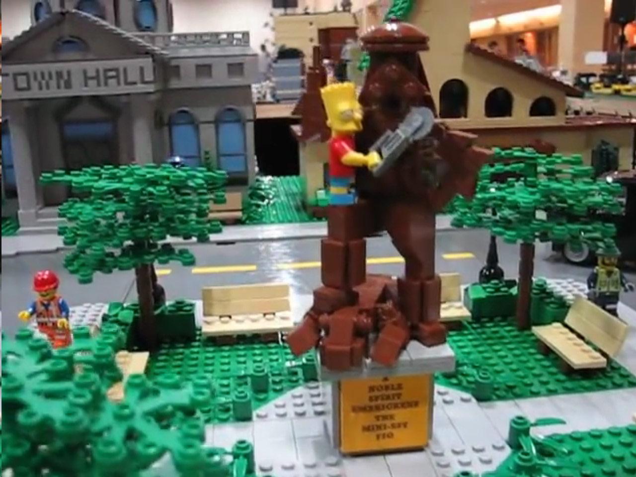 Лего — Спрингфилд