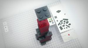 Башня лего