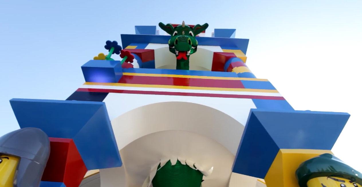 Лего отель