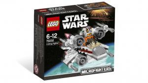 Истребитель X-Wing Лего