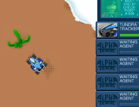 Пустынные гонки