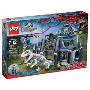 Побег ультра динозавра