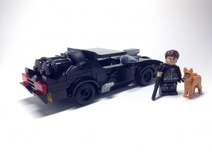 Безумный Макс из Лего