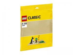 Строительная пластина желтого цвета