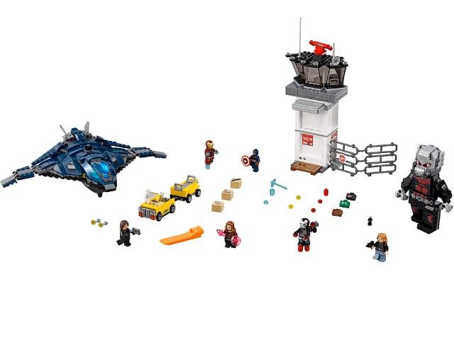 Лего человек муравей самоделки