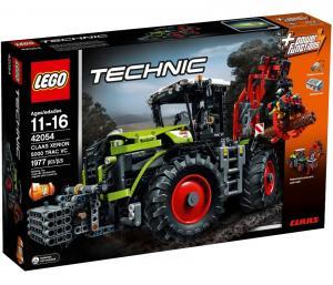 Трактор Claas Xerion 5000 Trac VC