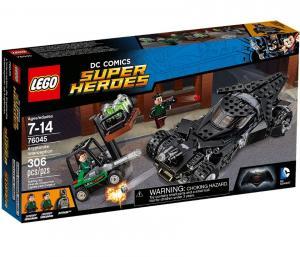 Бэтмен против Супермена: Перехват криптонита
