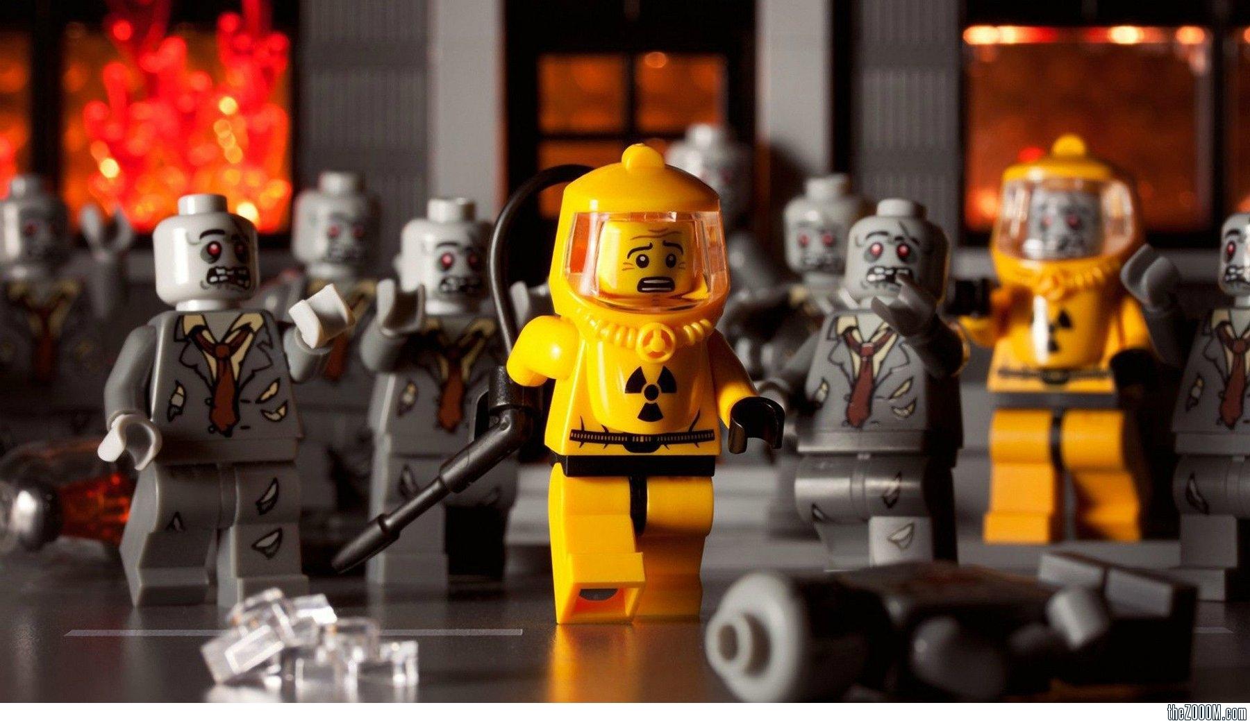 лего зомби апокалипсис игрушки картинки шнауцеры